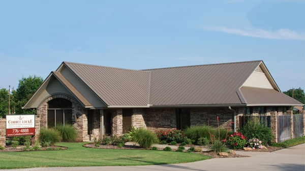 Corbet Locke DDS Waco Office Building
